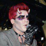 Adam Lambert's Halloween Party Celebrity Photos @ Bootsy Bellows