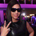 Popular R&B Songstress, Ashanti, Celebrates Big Soul Train Award Win at Ghostbar