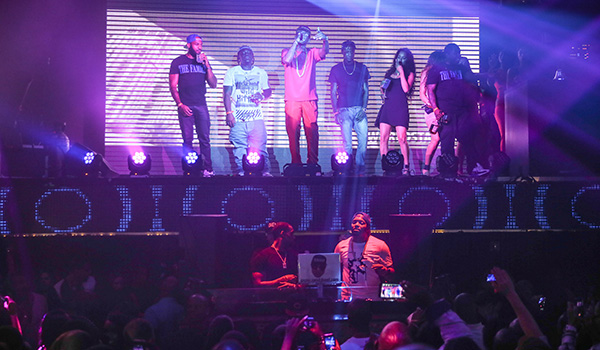 Fabolous-Hosts-The-Money-Team-Pre-Fight-Party-at-TAO
