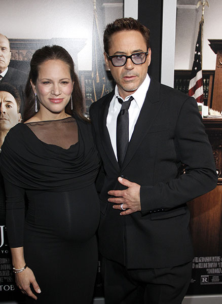 Susan Downey height