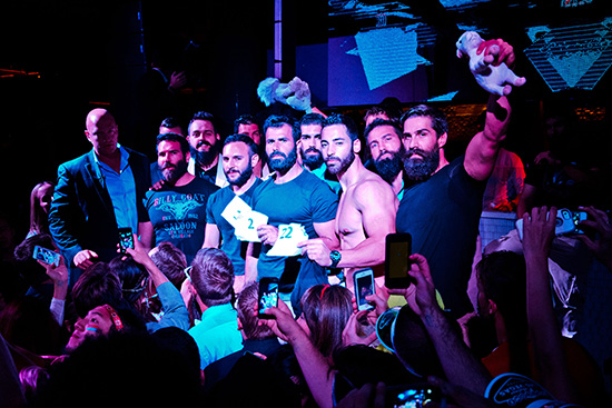 Dan-Bilzerian-With-Top-10-Look-A-Like-Finalists-at-Marquee