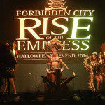 Hakkasan Nightclub Forbidden City: Rise of The Empress – Halloween Weekend