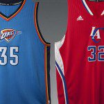 adidas and NBA Unveil Uniforms for 2014 NBA Christmas Day Games