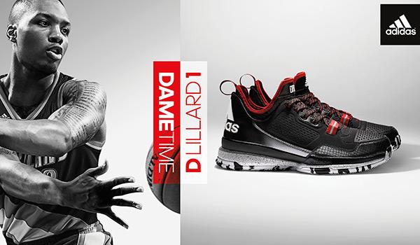 big sale 0458f 554dd adidas And Damian Lillard Launch D Lillard 1 Signature Shoe -  naludamagazine.com