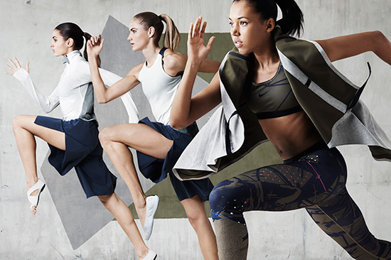 NIKELAB presents Johanna Schneider women s training collection ... d22e77a218