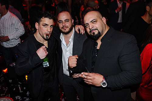 Boxer-Phil-Lo-Greco-with-friends-at-TAO
