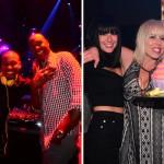 Sia, Shaun White, Jerry Rice & Brody Jenner at TAO