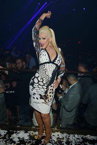 Christina-Aguilera_Hakkasan-Anniversary-2