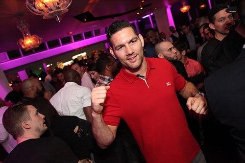 Chris-Weidman-partying-at-Ghostbar