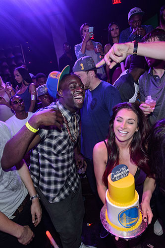 Golden-State-Warrior-Draymond-Green-at-Marquee