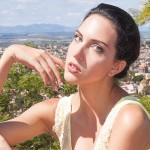 Dafne Fahur fashion photoshoot