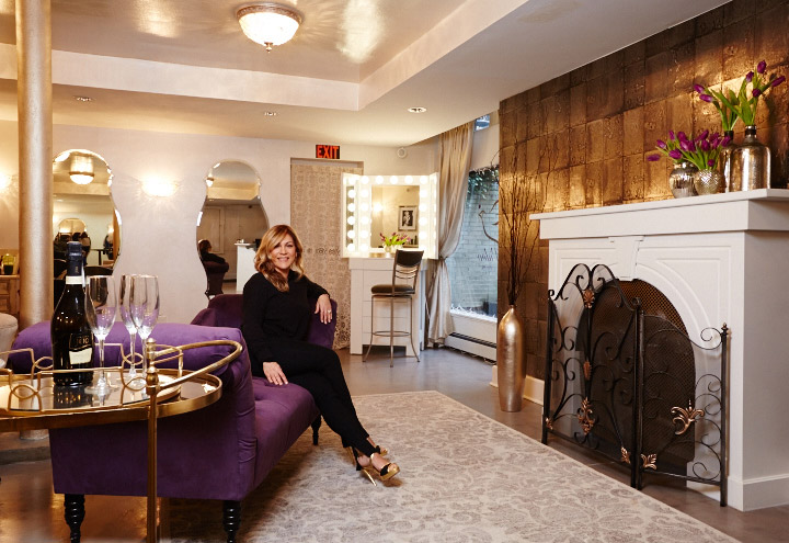 Vickie vidov interview for Interior designs by vickie