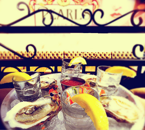 Pearl's-Oysters