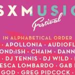 SXMusic Festival Saint Martin 2016