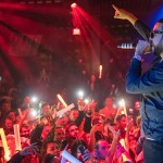 French Montana at Marquee