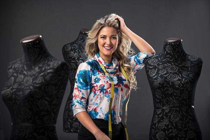 Interview With Fashion Designer Stephanie Ruiz Naludamagazine Com