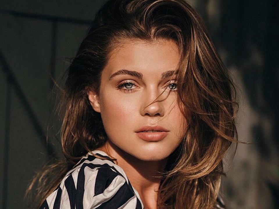 Interview with stunning Ukrainian model Valeriya Kuklishyna   naludamagazine.com